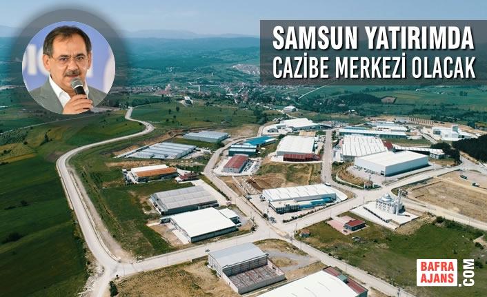 Büyükşehir Belediyesi Organize Sanayi Bölgelerinin Alanını 5 Kat Büyütüyor