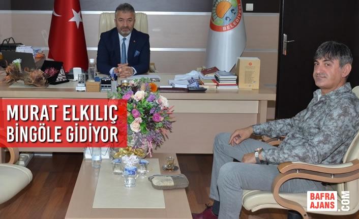 Murat Elkılıç Bingöle Gidiyor