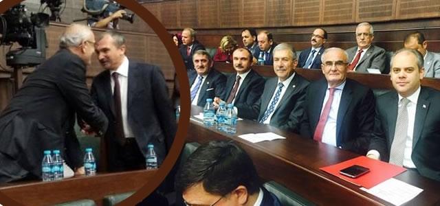 AK Parti Grubunda Samsun Birlikteliği