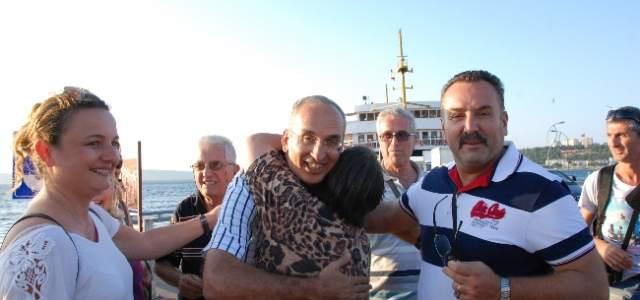 Hıfzı Çubuklu Çanakkale'ye Geldi