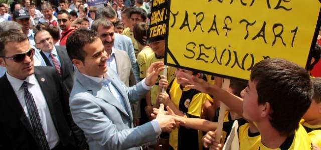 """Kılıç: """"Spor Kulüplerine Vergi Affı Yok"""""""