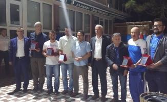 Bocce ve Dart Sporcularına İftar Yemeği ve Ödül Töreni