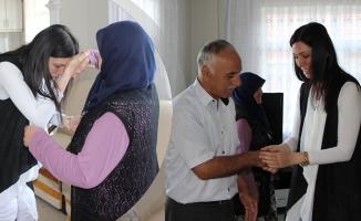 AK Parti Genel Başkan Yardımcısı Karaaslan'dan Şehit Ailesine Ziyaret