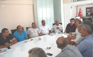 Bafra'da Fındık İşçilerinin Yevmiyeleri Belirlendi