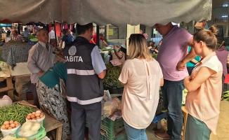 Zabıta; Gıdada Sahtecilik Yapan Satıcılara Ceza Yağdırdı