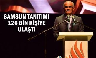 Deaflympics 2017 Olimpiyatı, Samsun'u Dünya'ya Tanıttı