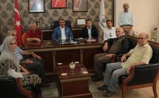Fuat Köktaş'tan 19 Mayıs, Bafra, Alaçam ve Yakakent'e Ziyaret