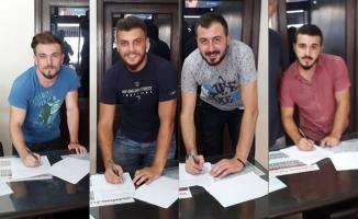 Genç Bafraspor'da İç Transfer Çalışmaları Devam Ediyor