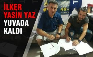 Genç Bafraspor'da İlker Yasin Yaz Yuvada Kaldı