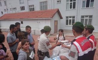 Kastamonu'da 82 kaçak yakalandı