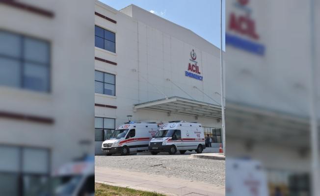 Kastamonu'da silahlı saldırı: 2 yaralı