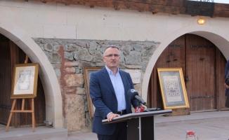 Maliye Bakanı Ağbal Bayburt'ta: