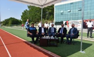 Mehmet Seyitoğlu TFF-C Antrenörlük Kursu başladı