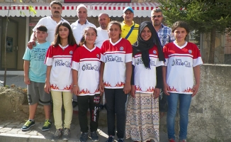 Mevlanaspor Kulübünden Türk Milli Takımına 4 Sporcu