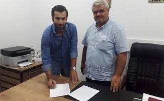 Santrfor Emre Atalı; Genç Bafraspor'a Transfer Oldu