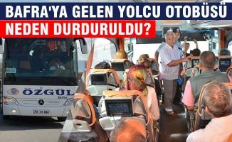 Sivil Polisler Yolcu Otobüsünde Denetim Yaptı