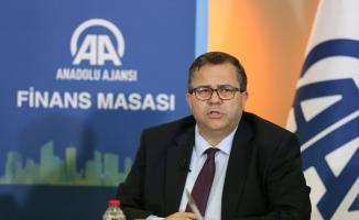 Takasbank Genel Müdürü Kayacık, AA Finans Masası'na konuk oldu (1)