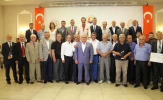 TOBB Başkanı Rifat Hisarcıklıoğlu Bafra'da