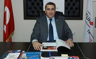 Türk Kızılayı Bafra Şubesi'nden Zafer Bayramı Mesajı