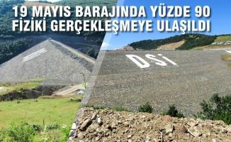 19 Mayıs ve Bafra İlçelerinin İçme Suyu İhtiyacı Garanti Altına Alınıyor