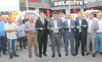 Bafra Belediyesi Yeni Aldığı Araçları Tanıttı