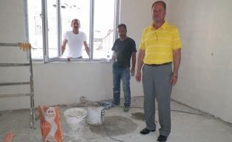 Bafra Pazar Yeri Esnaf Odası; Yeni Yerine Kavuşuyor