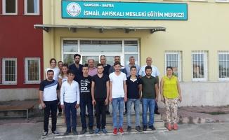 Bafralı Öğrenciler Staj İçin Almanya'ya Gidiyor