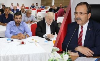 Başkan Şahin; Mecliste Arakan'daki Zulmü Lanetledi