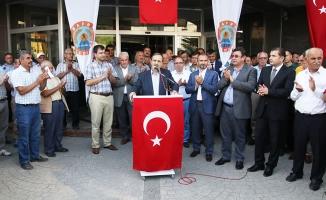 Belediye Başkanı Zihni Şahin; 61 Araç Aldı