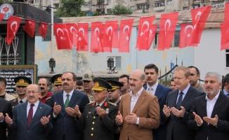 İçişleri Bakanı Soylu, vatandaşlarla bayramlaştı