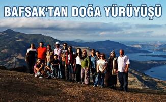 Kapıkaya Doğa Yürüyüşü ve Kültür Gezisi Yapıldı