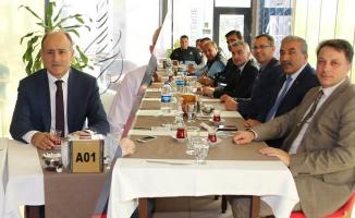 Bafra Belediyesi; Zabıtalara Ev Sahipliği Yaptı