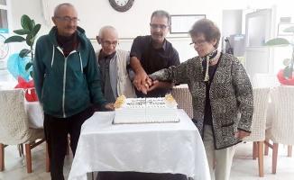 Bafra Huzurevi'nde Yaşlılar Günü Kutlaması