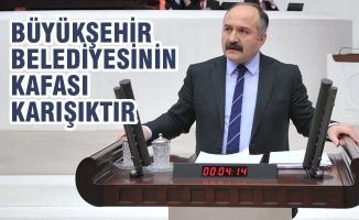 """Usta; """"Büyükşehir Belediyesi Hukuk Tanımıyor"""""""