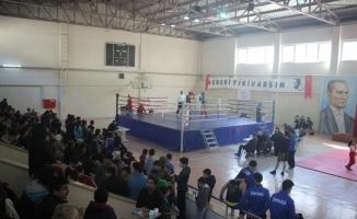 Şehit Eren Bülbül Wushu Turnuvası