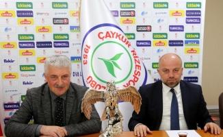 Çaykur Rizespor'da yıl sonu borcu 41 milyon lira