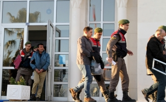 FETÖ şüphelileri Yunan adasına kaçmaya çalışırken yakalandı