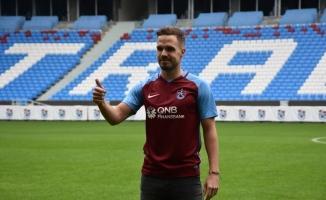 Novak'tan Trabzonspor'a 2,5 yıllık imza