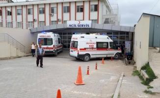 Sinop'ta aracın çarptığı kadın öldü