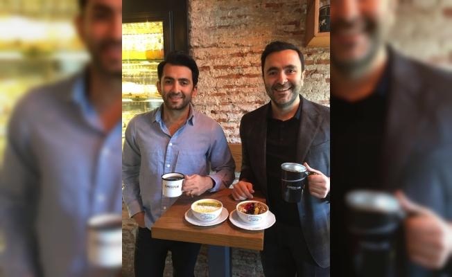 Sütiş ve Espressolab'dan uluslararası yatırım seferberliği