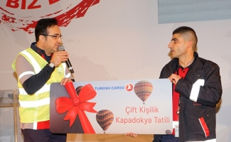 Turkish Cargo'da hedef