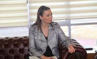 Azerbaycan Milletvekili Paşayeva Kastamonu'da