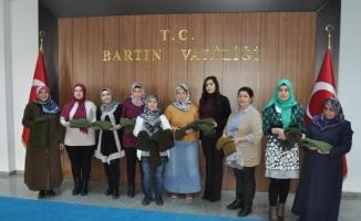 Bartınlı kadınlardan Mehmetçiğe
