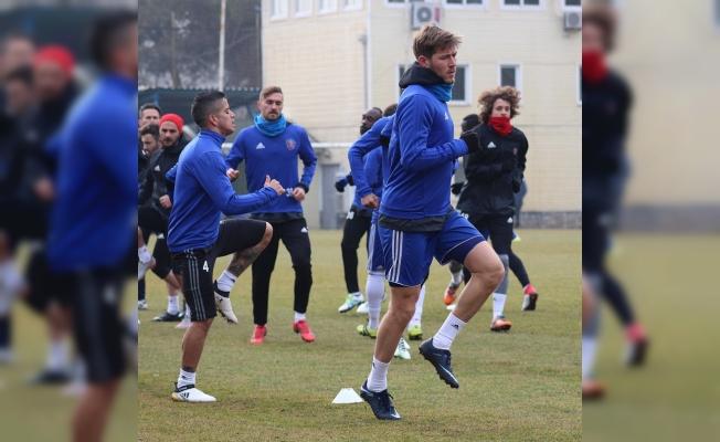 Kardemir Karabükspor, Aytemiz Alanyaspor maçına hazır