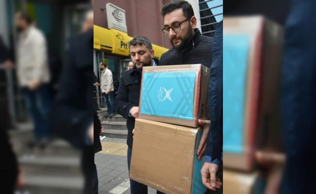 TÜGVA'dan Afrin'deki Mehmetçik'e destek