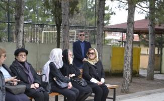 Hüsnü Paçacıoğlu son yolculuğuna uğurlandı