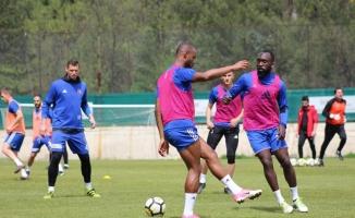 Kardemir Karabükspor'da Kasımpaşa maçı hazırlıkları