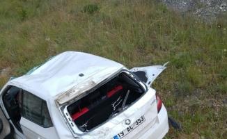 Ehliyetine el konulan sürücü kaza yaptı: 1 ölü, 1 yaralı