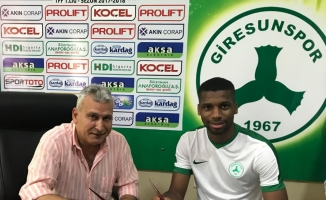 Giresunspor, İbrahim Sangare'yi transfer etti