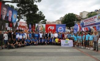 Zıpkınla Balık Avı Kulüpler Arası Türkiye Şampiyonası başladı